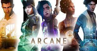 """La serie """"Arcane"""" de League of Legends, se estrenará en Netflix el 7 de noviembre!"""