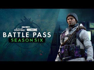El pase de batalla de la temporada 6 de Call of Duty: Black Ops Cold War y Warzone trae 2 nuevas armas La nueva temporada también agrega a Alex Mason como operador al game.